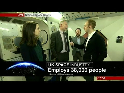 UK Space Agency Announce New Funding - University of Leicester