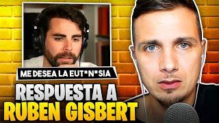RUBÉN GISBERT DESEA QUE AC4BE CON MI VID4 y la de Murciano Encabronao