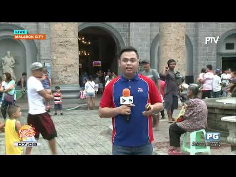 Updates sa 403rd Feast day of San Bartolome sa Malabon City
