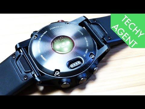 Garmin Fenix 5s, 5, 5X - Heart Rate Tracking - REVIEW