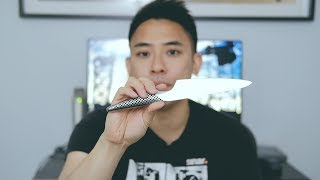 Mind Blown! Did you know this about Global Knives? I had no idea!
