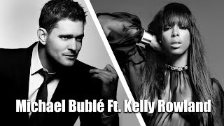 Michael Bublé Ft. Kelly Rowland - How Deep is Your Love (With Lyrics)(HD)