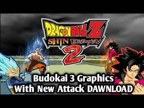 dbz super shin budokai mod download