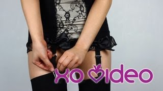 Garter Belts & Stockings 101 (Designs, Stay-Ups, Lingerie Matching and More)