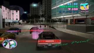 GTA Vice City (PC) 100% Walkthrough Part 40 [HD]