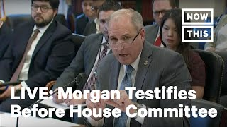 CBP Acting Commissioner Mark Morgan Testifies Before House Appropriations Committee  LIVE   NowThis