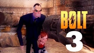 BOLT: Video Game - Part 3 [Take Out the Trash] - Playstation 3