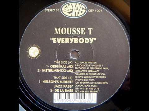 Mousse T - De La Bass (TO)