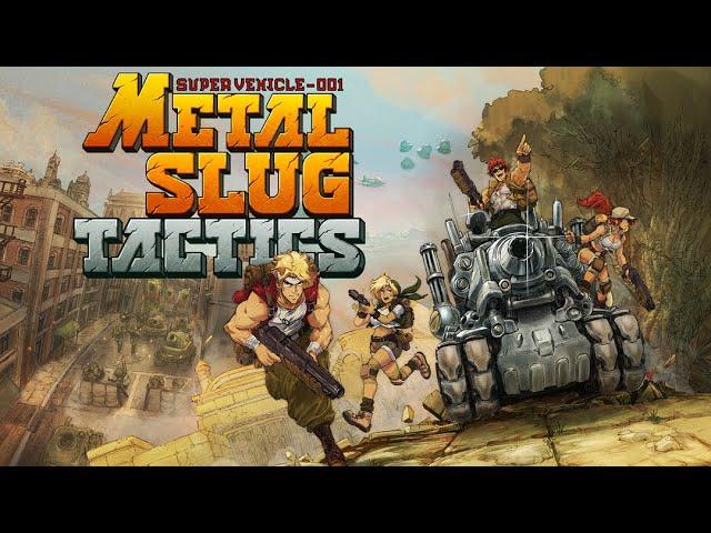 Metal Slug Tactics (видео)