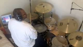 Darrell McFadden And The Disciples - Shackles (Drum Cover)