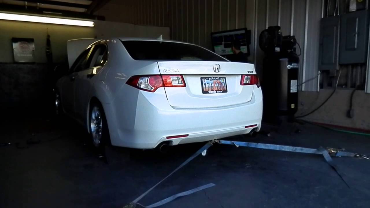 Turbo Acura TSX Whp Tq KZ Psi Blew It Up On - Acura tsx turbo