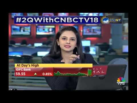 Bharti Airtel, Adani Transmission Continue to Rally | Trading Hour | 11th Oct 2017 | CNBC TV18