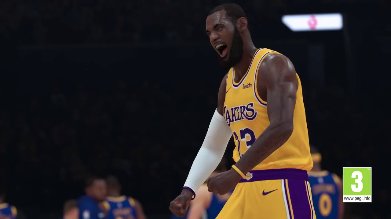 NBA 2K19 - Accolades Trailer (EN_30)
