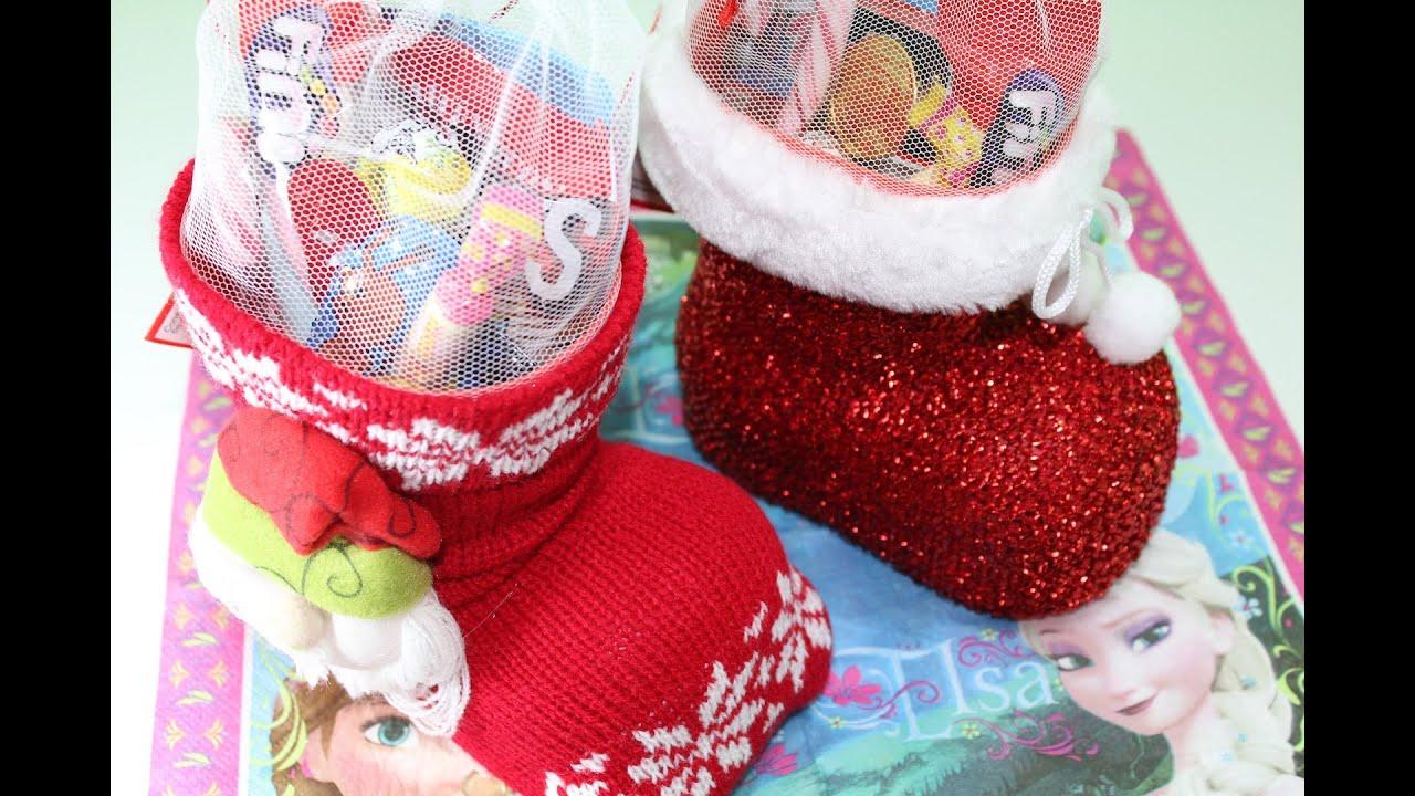 Regalos con chuches de navidad caramelos y chucherias en - Caramelos de navidad ...