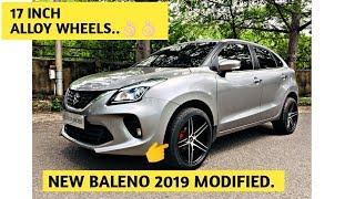 New Maruti Baleno Delta modified   New Baleno 2019 accessories price   New modified Baleno   Part 1 Video