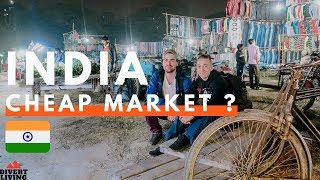 DIRT CHEAP Shopping In India - Hidden From Tourists 🇮🇳