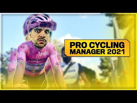 O PCM ESTÁ DE VOLTA! | PRO CYCLING MANAGER 2021 |