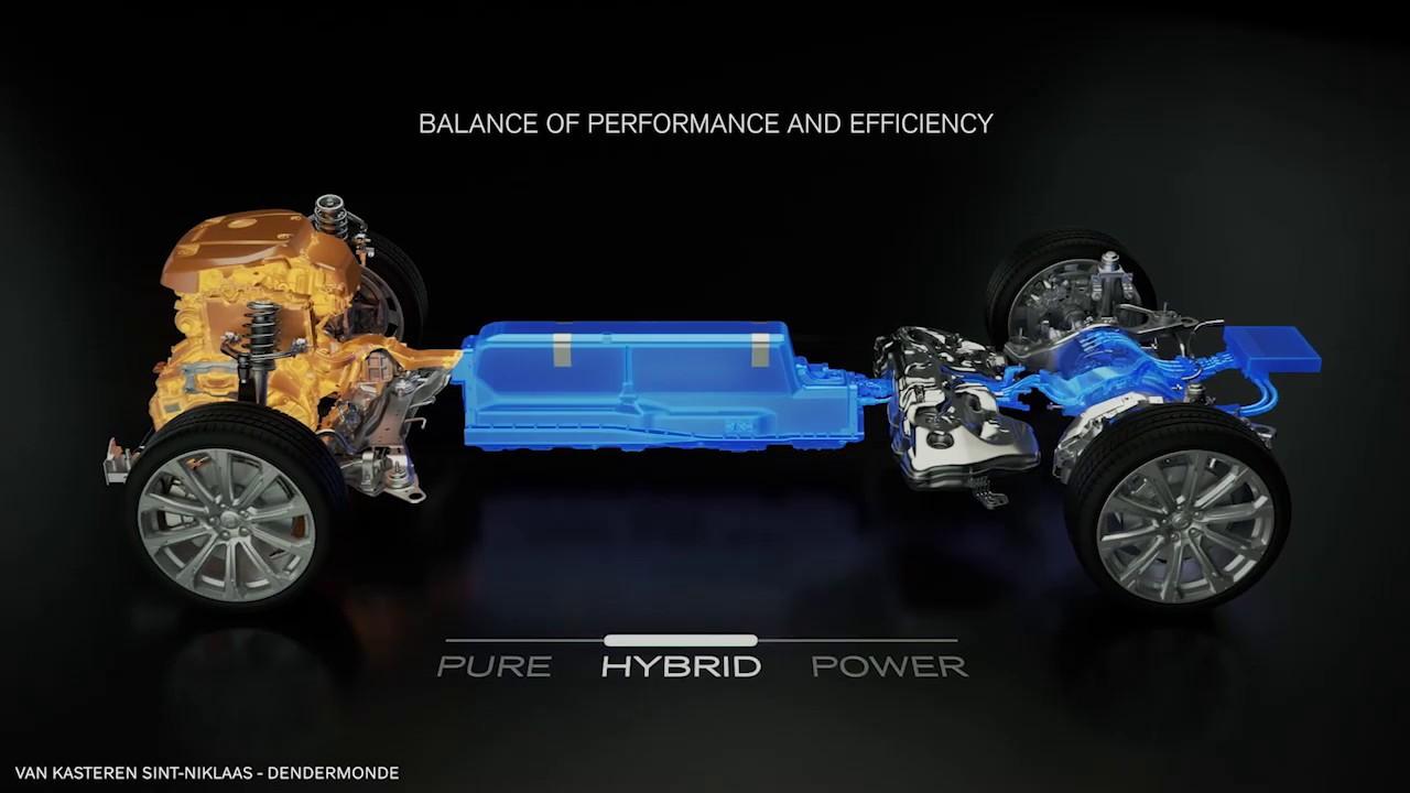 Volvo Hybride Technologie Volvo Van Kasteren
