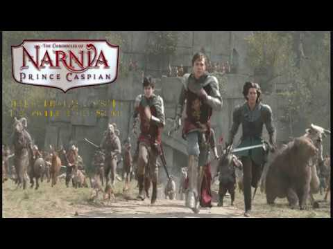 The Chronicles of Narnia Prince Caspian Battle at Aslan's How OST: extended music score