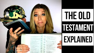 OLD TESTAMENT EXPLAINED || Bible for Beginners