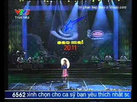 Sao Mai 2011 Dan Gian - Vu Thi Ngan 125 Tuyen Quang - Chi Mai xuong cho