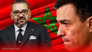 Nuevo GOLPE de Marruecos a Pedro Sánchez