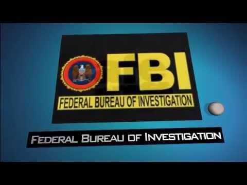 Federal Bureau Investigation Intro