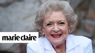Betty White is More Than Flawlessly Funny, She's Also a Hopeless Romantic | Marie Claire