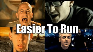 Linkin Park - Easier To Run (Music Video Clip) [HD]