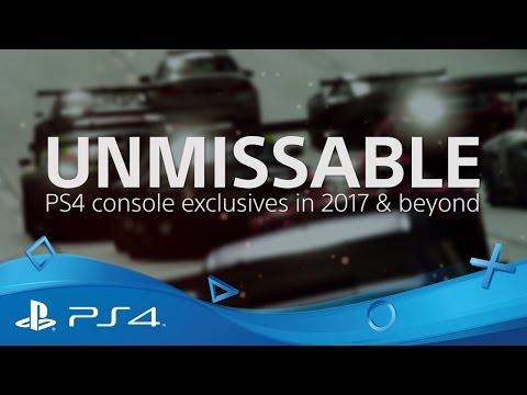 Coming to PlayStation in 2017 & Beyond | PS4
