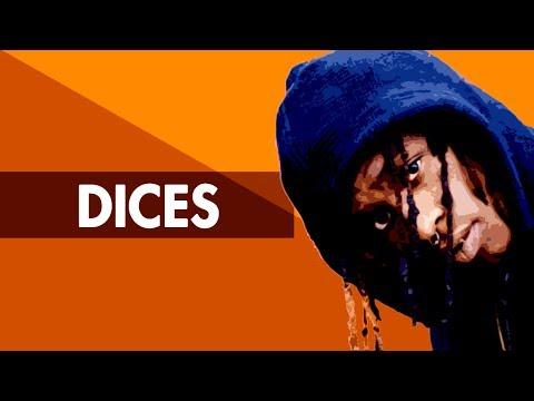 """DICES"" Dark Trap Beat Instrumental 2017 | Hard Dope Rap Hiphop Freestyle Trap Type Beat | Free DL"