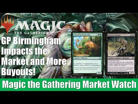 MTG Market Watch: GP Birmingham Impacts the Market and More Buyouts