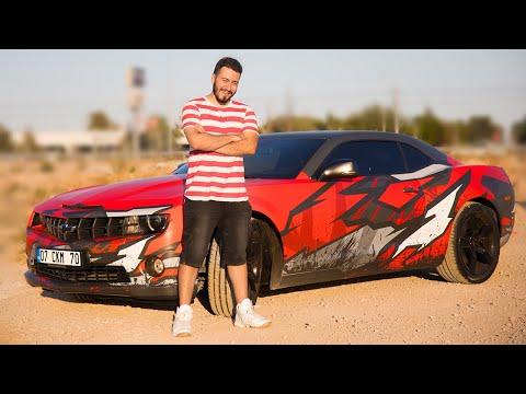 Yeni Arabam Azim Camaro Ss Youtube