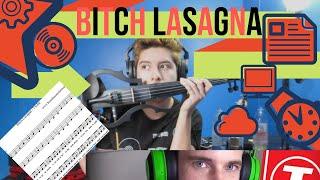 Download Bitch Lasagna Pewiepie Violin Cover Violin Viola