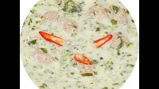 Рисовый суп с фрикадельками / рецепт от шеф-повара / Илья Лазерсон / азербайджанская кухня