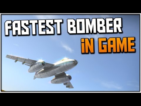 FASTEST JET BOMBER.. its FRENCH | Vautour (WT Patch 1.73)
