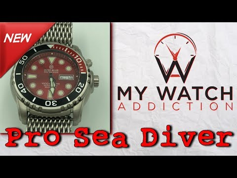 Deep Blue Watches - Pro Sea Diver 1000 Review