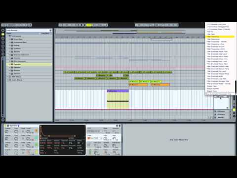 Building tension in a song before the drop - Ableton Live riser/build up tutorial