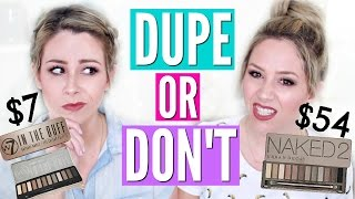 pinterest makeup dupes tested   dupe or don t