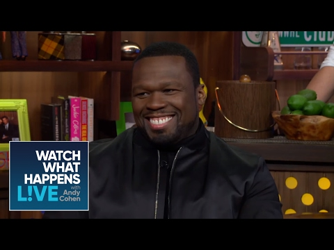 Rapper 50 Cent Discusses Vivica A. Fox, AssLicking  WWHL