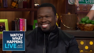 Rapper 50 Cent Discusses Vivica A. Fox, Ass-Licking - WWHL