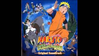 Naruto Movie 3 OST #16 Nine-Tails' Damned Power (Kyūbi no Kusochikara)