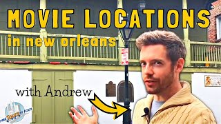 New Orleans Movie, TV & Book Locations Tour (Part 1 - French Quarter) - Free Tours by Foot