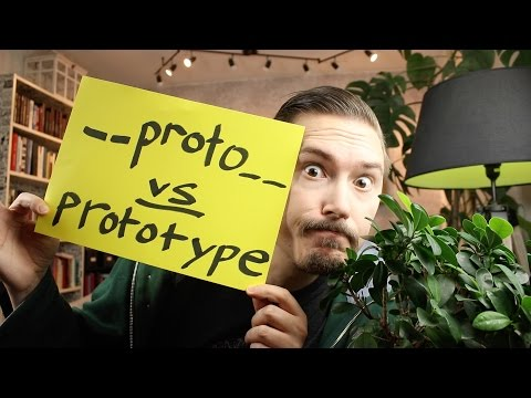 __proto__ vs prototype - Object Creation in JavaScript P5 -