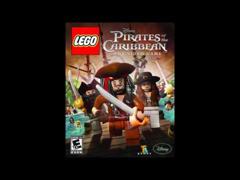 LEGO Pirates of the Caribbean Music - The Dutchman