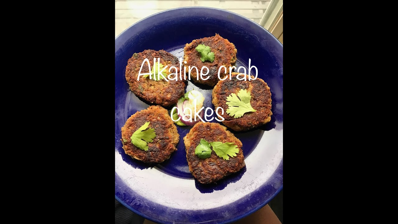 Electric Crab Cakes – Alkaline Meals