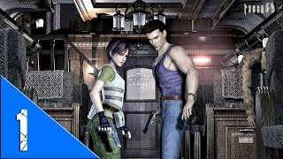 Resident Evil 0 HD Remaster (PC - no loading) walkthrough part 1
