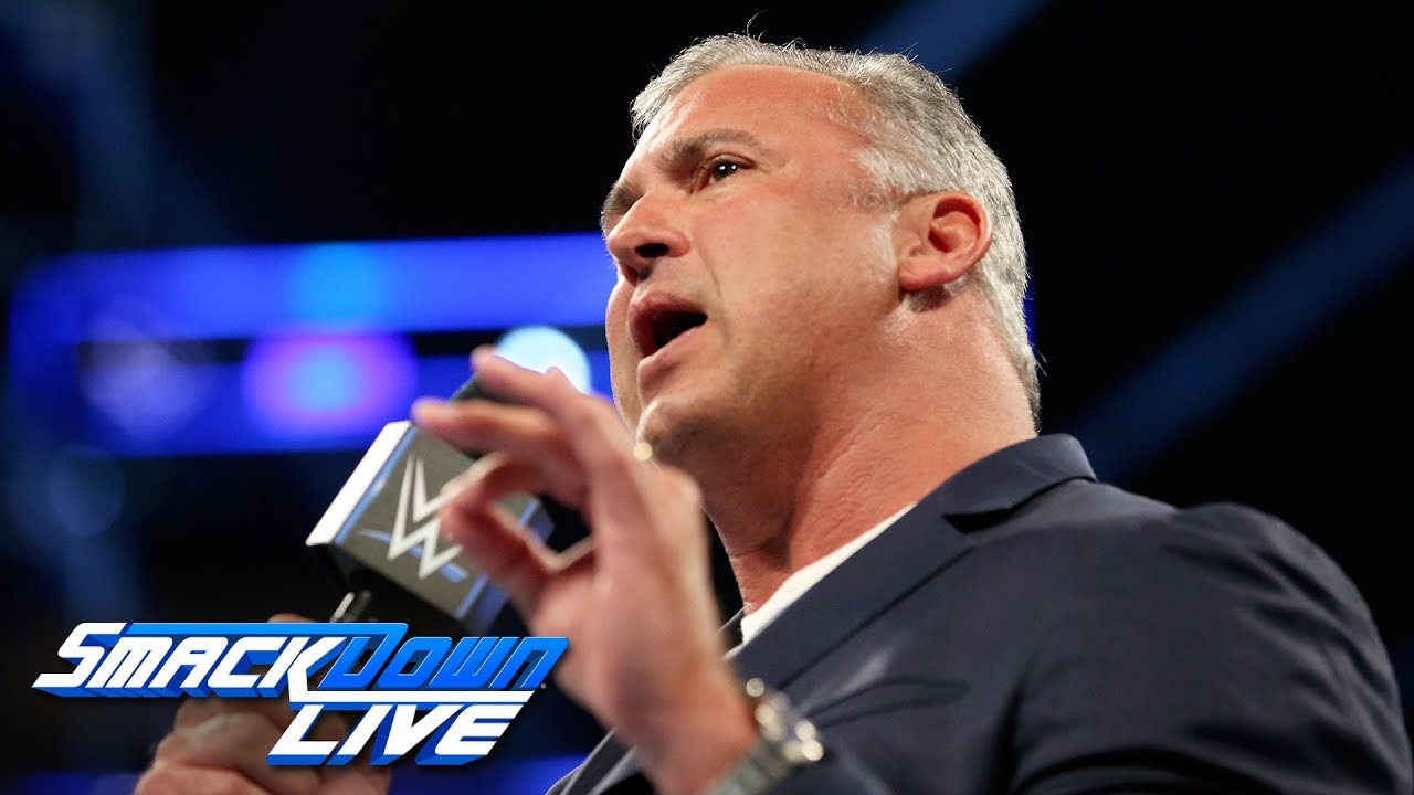 Shane McMahon accepts Kevin Owens' challenge: SmackDown LIVE, July 23, 2019