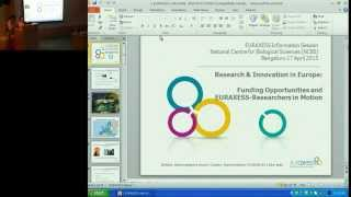 Euraxess - Research & Innovation in Europe: Funding Opportunities & EURAXESS-Researchers in Motion thumbnail