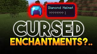 These enchantments were secretly added in Minecraft PE 1.9.0.0
